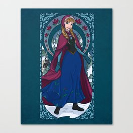 Worth Melting For Canvas Print