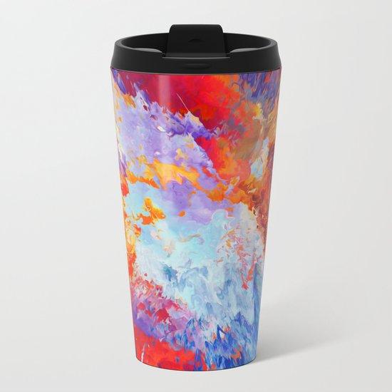 Xeo Metal Travel Mug