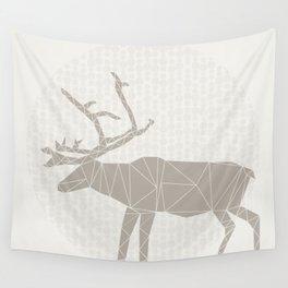 oh rein-deer Wall Tapestry