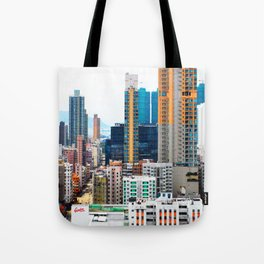 Shek Kip Mei Tote Bag