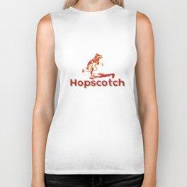 Hopscotch Biker Tank