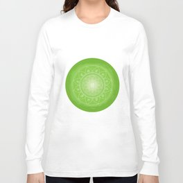 ANAHATA Boho mandala Long Sleeve T-shirt