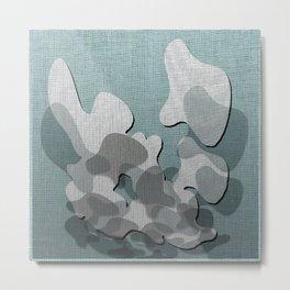 Abstraction VIII Metal Print