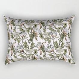 Pattern botanical boho Rectangular Pillow