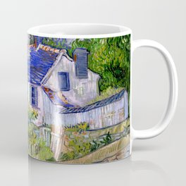 Vincent Van Gogh - Houses at Auvers Coffee Mug