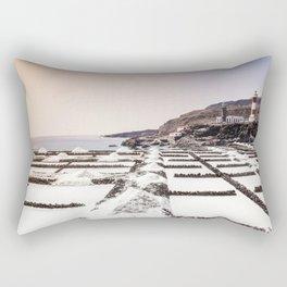 Salt Pans // La Palma Rectangular Pillow