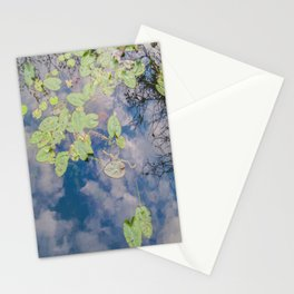 Looking Down or Looking Up Stationery Cards