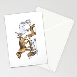 Nosy Scenthounds Stationery Cards
