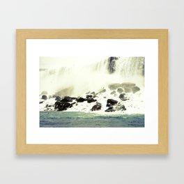 Niagra Framed Art Print