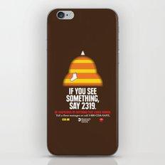 Twenty-three Nineteen! iPhone & iPod Skin
