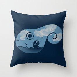 Adventure Friend Throw Pillow