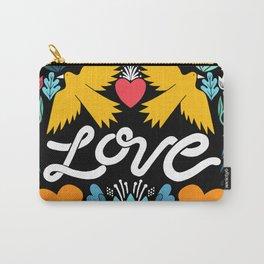 Love bird garden Carry-All Pouch
