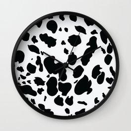 Dalmatian's Spots Wall Clock