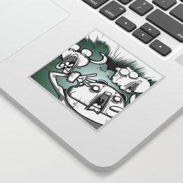 OMG ! (Peepoodo) Sticker
