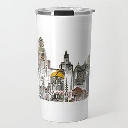 Queen City, Buffalo NY Travel Mug