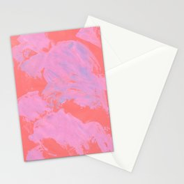 Abstract 1606 Stationery Cards