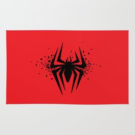 Square Heroes - Spider Rug