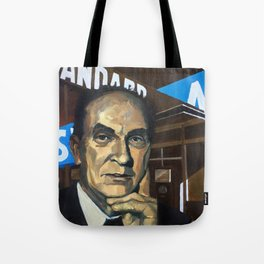 P. F. Strawson Tote Bag