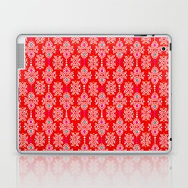 Stella in Red Pattern Laptop & iPad Skin