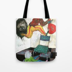 Retrait Tote Bag