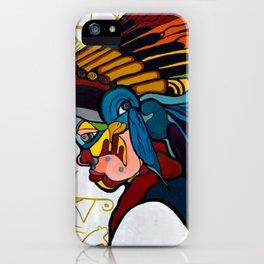Frida Ojero iPhone Case
