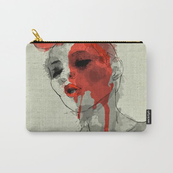 lost in dreams Carry-All Pouch