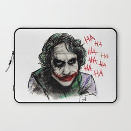 The Joker Laptop Sleeve