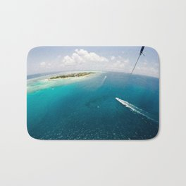 Dreams of small islets Bath Mat