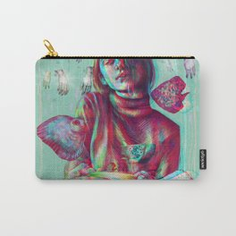In Your Hands Carry-All Pouch