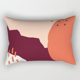 Coit Pattern 66b Rectangular Pillow