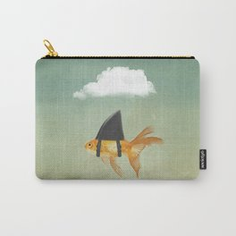 Brilliant DISGUISE - UNDER A CLOUD Carry-All Pouch