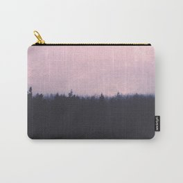 Seamless forest Carry-All Pouch