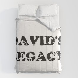 David's Legacy Scattered Leaves Comforters