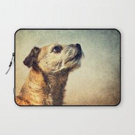 Border Terrier Laptop Sleeve