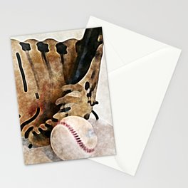 Baseball Dreams 2 Stationery Cards