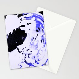 Ice Pack Blue Wave Stationery Cards