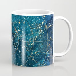 Star Map :: City Lights Coffee Mug