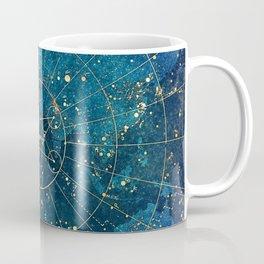 Star Map :: City Lights Coffee Mug