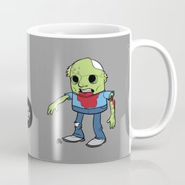 Zombie+Bot Coffee Mug
