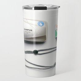Olympus Mju-ii (Stylus Epic) with Neopan 400 Travel Mug