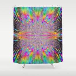rainbowbigbang Shower Curtain