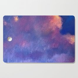 Sky Roses Cutting Board