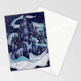 Dream Castle Stationery Cards
