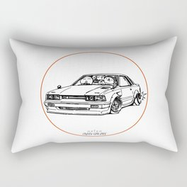 Crazy Car Art 0106 Rectangular Pillow