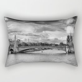 Paris Rectangular Pillow