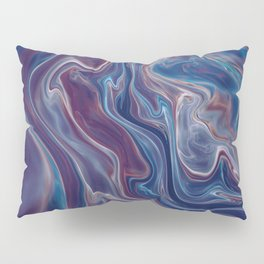 Dark Marbe Pillow Sham