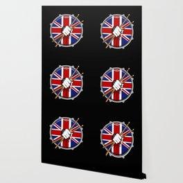Brit Fist Drummer Wallpaper
