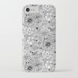 MOSTLY HARMLESS iPhone Case