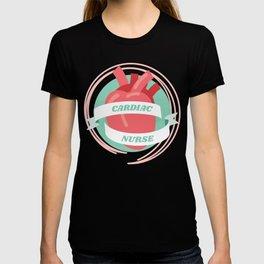 Cardiac Nurse Gift for Cardiology Nursing Team Gift T-shirt