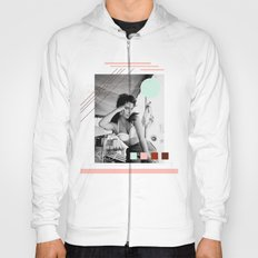 E.T. Collage Hoody